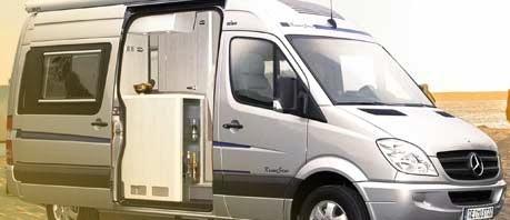 Campingbus-Ausbau
