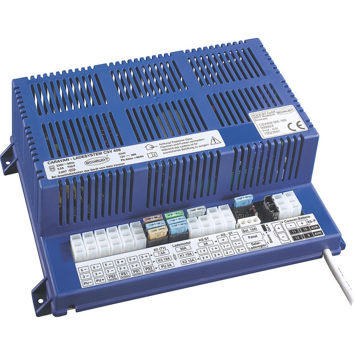 Stromversorgungsgerät CSV 409 A